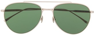 Lacoste Tinted Aviator Sunglasses