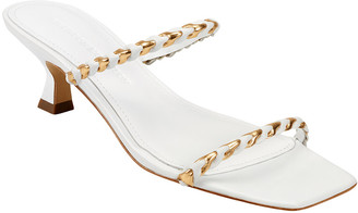 Sigerson Morrison Abnel Leather Sandal