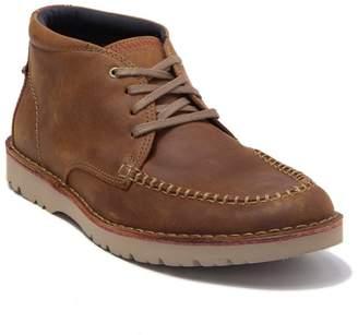 Clarks Vargo Moc Toe Chukka Boot - Wide Width Available