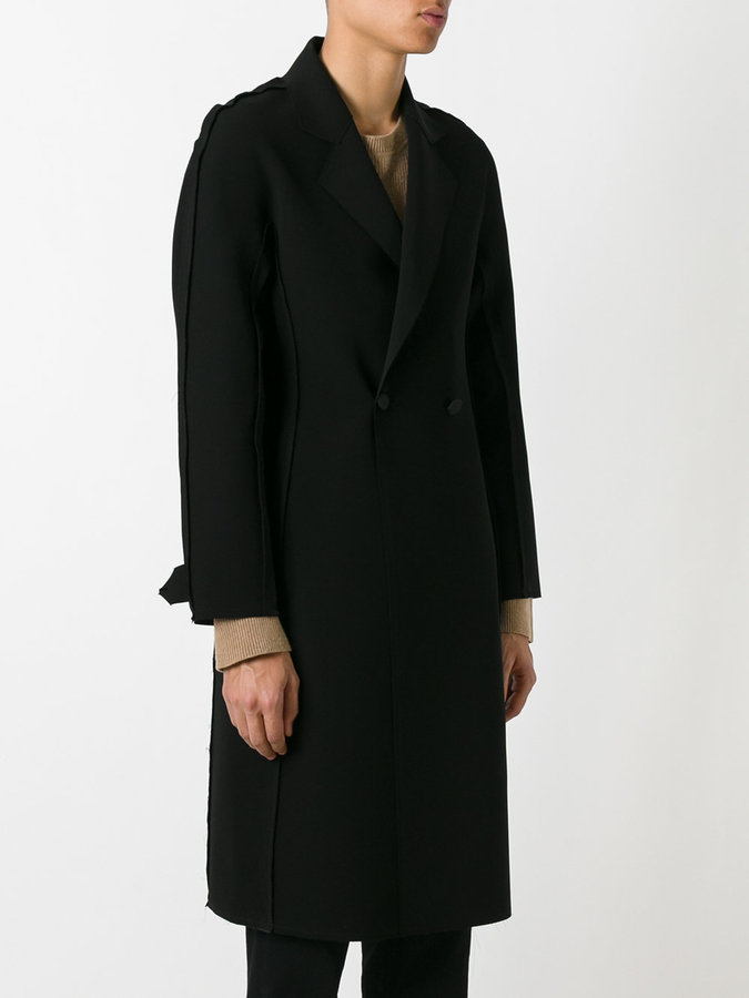 J.W.Anderson slim double breasted coat
