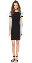 DKNY Colorblock Sheath Dress