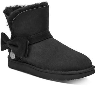 UGG Women's Mini-Bow Booties