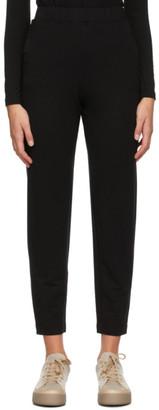 MAX MARA LEISURE Black Ottanta Lounge Pants