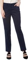 Focus 2000 Navy Pocket Straight-Leg Pants
