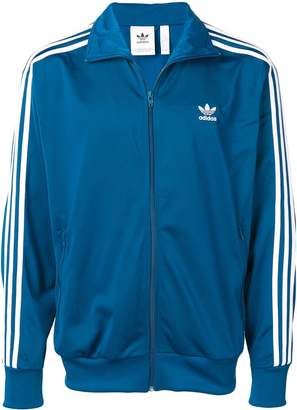 adidas Zipped Sweat Jacket