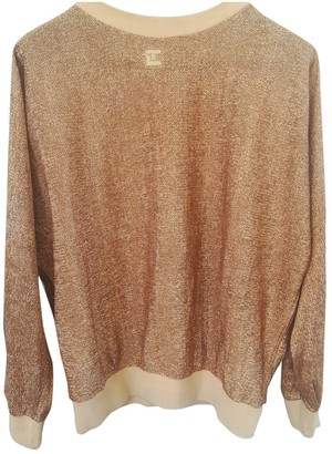 Ted Lapidus Gold Knitwear for Women