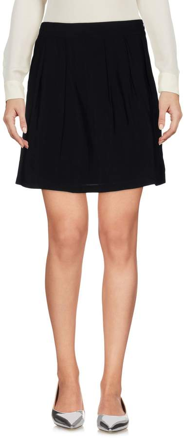 MAISON KITSUNÉ Mini skirts - Item 35321077IT
