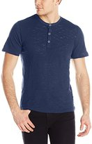 Threads 4 Thought Men's Short Sleeve Slub Henley