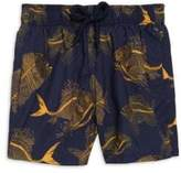 Vilebrequin Boy's Prehistoric Fishes Swim Shorts