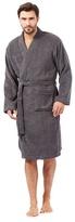 Maine New England Grey Towelling Kimono Dressing Gown