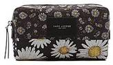 CONTEMPORARY B.Y.O.T. Mixed Daisy Flower Large Cosmetics Case