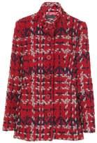 Desigual ABRIG Classic coat borgona