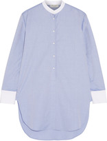 Protagonist Cotton-poplin tunic