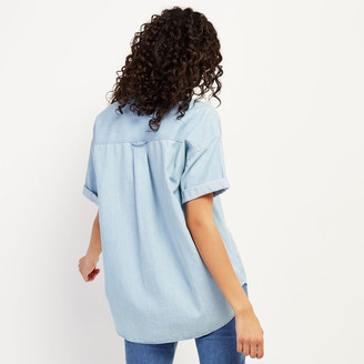 Roots Clermont Chambray Shirt
