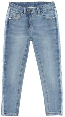 Stella McCartney Kids Distressed denim jeans
