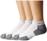 Drymax Sport - Tennis Mini Crew 3-Pair Pack Low Cut Socks Shoes