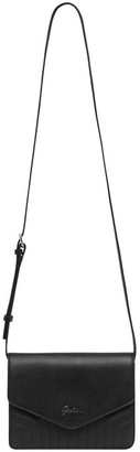 GUESS VY764218BLA Marique Flap Over Crossbody Bag