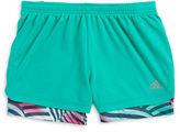 adidas Girls 7-16 Girls Marathon Shorts