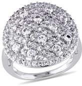 Catherine Malandrino Created White Sapphire Ring.