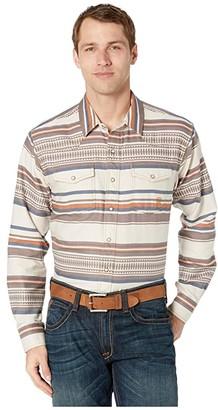 Ariat Johndale Retro Snap Shirt (Multi) Men's Clothing