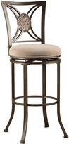 JCPenney Duncan Swivel Barstool with Back