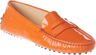 Tod's Gommino Patent Loafer