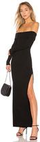Privacy Please Royale Dress in Black in Black. - size L (also in M)