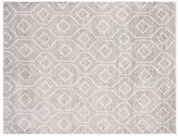Pottery Barn Darcy Rug - Gray