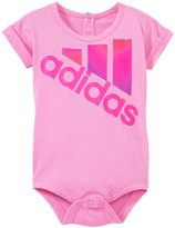 adidas Super Bodyshirt (Baby) - Light Pink - 6 Months