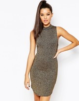 Missguided Sleeveless Body-Conscious Dress