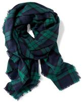 Old Navy Oversized Flannel Scarf