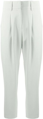 Fabiana Filippi High Waisted Tapered Trousers
