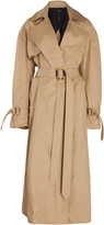 Ellery Illustrated Woman Trench Coat