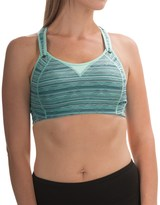 Moving Comfort Rebound Racer Sports Bra - High Impact, Racerback (For Women)