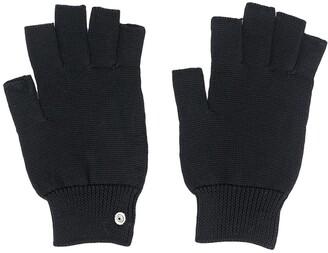 Rick Owens Full Fingerless Gloves