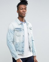 Pepe Jeans Light Wash Denim Jacket