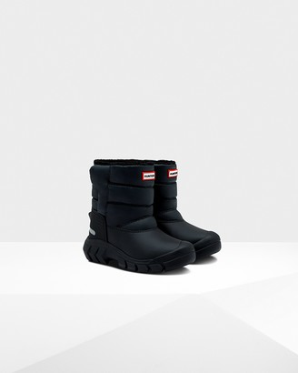 Hunter Little Kids Insulated Snow Boots
