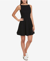 Tommy Hilfiger Fit & Flare Dress, Created for Macy's