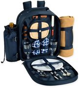 Picnic at Ascot 2-Person Picnic Backpack with Blanket
