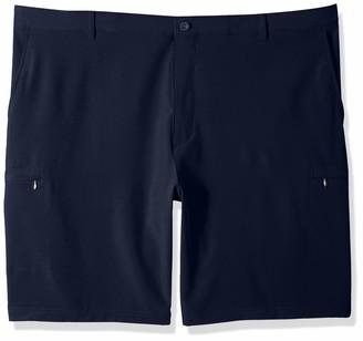 Izod Men's Big and Tall Golf Swingflex Cargo Short