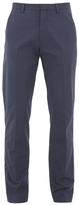 Folk Summer Weight Pants Bright Navy
