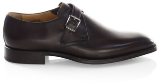 Sutor Mantellassi Oreste Master Leather Monk Strap