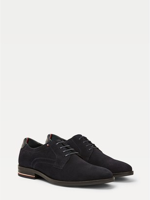 Tommy Hilfiger Suede Oxford Shoe