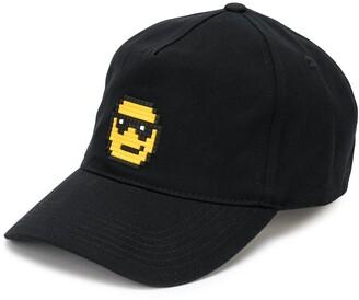 Mostly Heard Rarely Seen 8-Bit Tiny Cool baseball cap