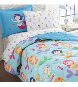 Wildkin Wildkin's Mermaids 5 Pc Bed in a Bag - Twin Bedding