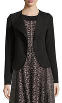Nic+Zoe Modern Zipper Jacket, Plus Size