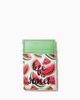 Charming charlie Life Is Sweet Watermelon Magic Wallet