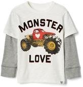 Gap 2-In-1 Love Graphic Tee