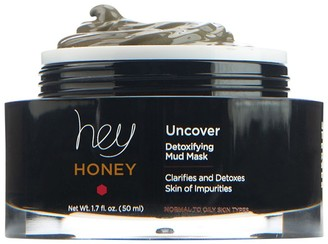 Hey Honey Uncover Detoxifying Mud Mask