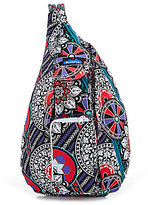 Kavu Printed Rope Messenger Bag
